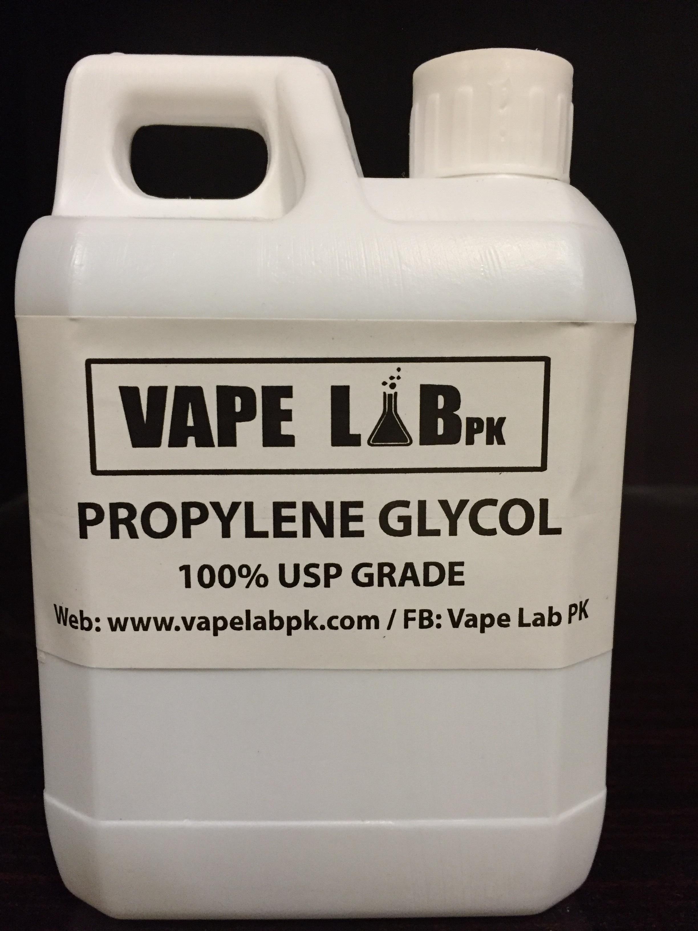 PG (Propylene Glycol)