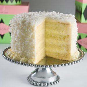 ChefsVapour Concentrates Lemon Coconut Cream Cake