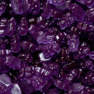 Grape Gummy Bear