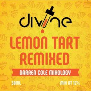 Lemon Tart Remixed Divine Shots