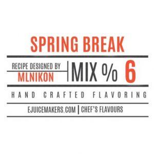 Spring Break by E-juice Makers