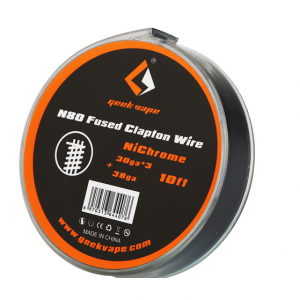 Authentic GeekVape N80 Fused Clapton Heating Wire