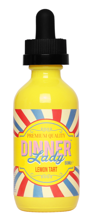 Lemon Tart E-Liquid- Dinner Lady