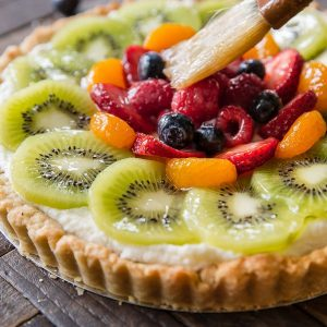 Tropic Fruit Tart