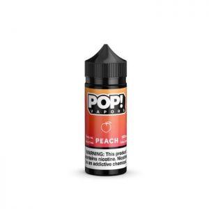 PEACH By POP! Vapors 100ml