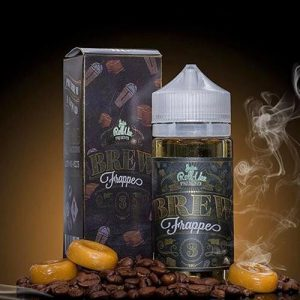 Brew Frappe Ejuice by Juice Roll Upz