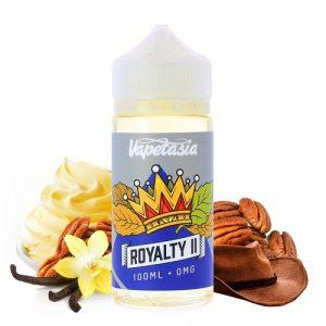 Royalty II Ejuice by Vapetasia 100ml.