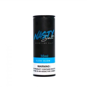 Nasty Salt - Slow Blow (30ml)