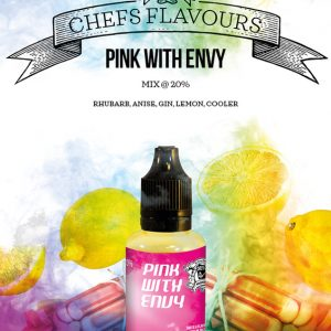 Pink Envy by Chef's Vapour