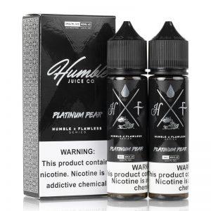 Platinum Pear - Humble x Flawless E-Liquid - 60mL