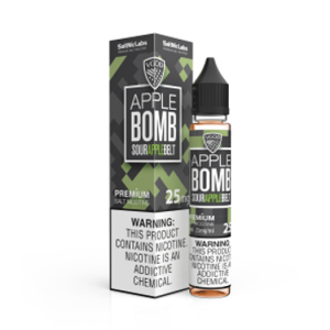 Apple Bomb by VGOD SaltNic - 30mL