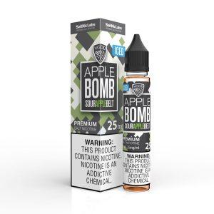Iced Apple Bomb by VGOD SaltNic - 30mL