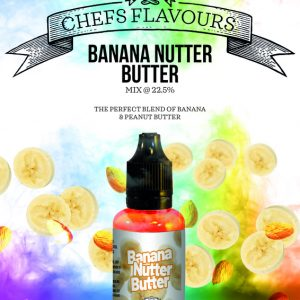 Banana Nutter Butter Concentrate by Chef's Flavours