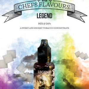 Legend Concentrate by Chef's Flavours