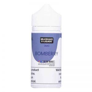 Bomberry Shake Milkshake E Liquids 100ml