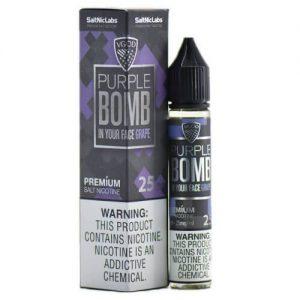 Iced Purple Bomb by VGOD SaltNic – 30mL