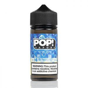 Blueberry Lemonade ICED - POP! Vapors - 100mL