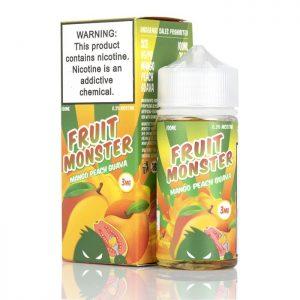 Fruit Monster - Mango Peach Guava by Jam Monster Liquid - 100mL
