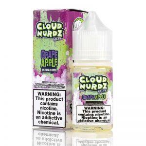 Grape Apple by Cloud Nurdz SALTS - 30mL
