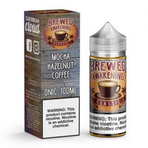Mocha Hazelnut Coffee (Classic) by Brewed Awakening E Liquid 100ml
