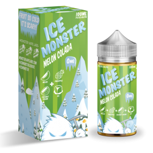 Melon Colada - ICE Monster Liquids - 100mL