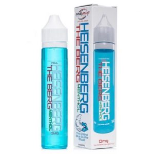 HEISENBERG The Berg Menthol 75ML eLiquid