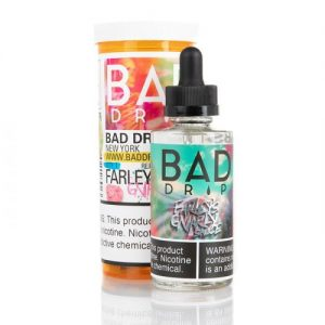 Farley's Gnarly Sauce Ejuice by Bad Drip Labs