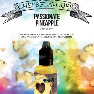 Passionate Pineapple by Chef's Flavours