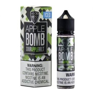 ICED APPLE BOMB - VGOD E-Liquid - 60mL