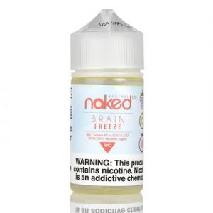 Brain Freeze - Naked 100 60mL (12mg)