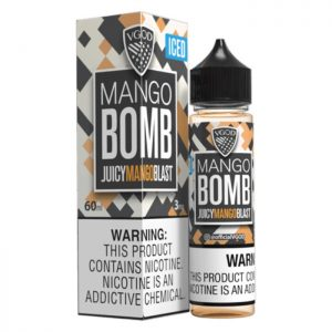 ICED MANGO BOMB - VGOD E-Liquid - 60mL
