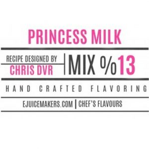 Princess Milk by E-Juice Makers