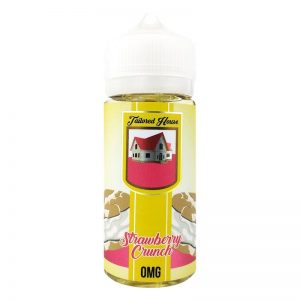 Strawberry Crunch Tailored House E-Liquid - 100mL