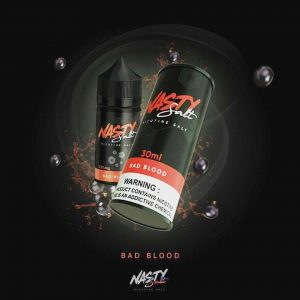 Nasty Salt – Bad Blood (30ml)
