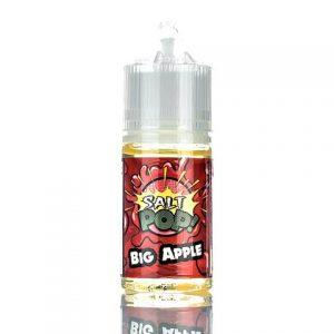 Big Apple Iced By Salt POP! Vapors 30ml