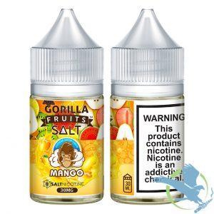 Mango By Gorilla Fruits Salt (30ml)