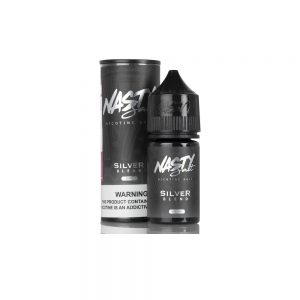 Silver Blend - Nasty SALT - 30mL