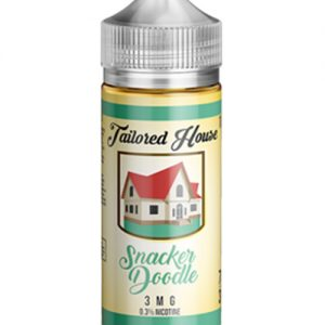 Snacker Doodle by Tailored House E-Liquid - 100mL