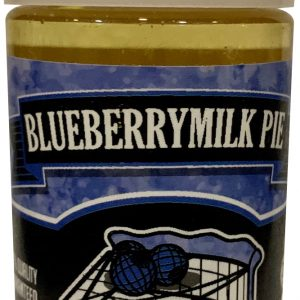 Blueberry Milk Pie E-Liquid by Primitive Vapor 100ml